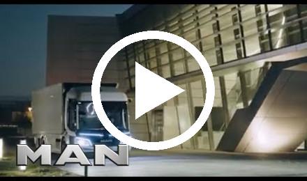 MAN CitE: Ηλεκτρικό φορτηγό διανομών 15 τόνων