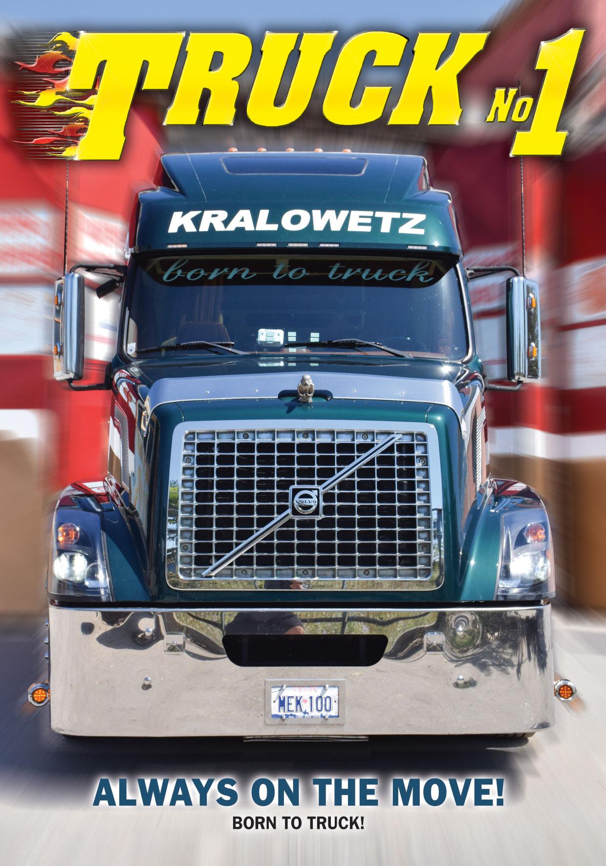 Truck No 1 με το ΤΡΟΧΟΙ & TIR Ιανουαρίου